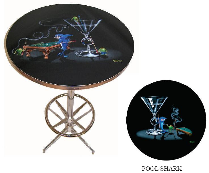 Bar Table - Pool Shark