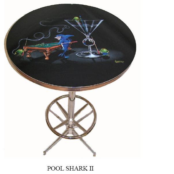 Bar Table - Pool Shark II