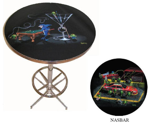 Bar Table - NasBar