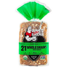 Dave's Killer Bread 21 Whole Grains 25oz