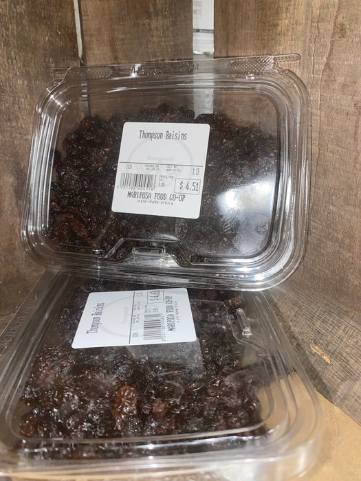 Thompson Seedless Raisins Original (Bulk)