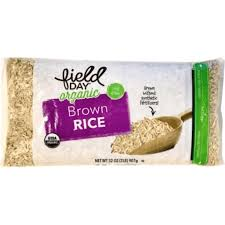 Field Day Brown Rice 32oz