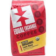 Equal Exchange EE Love Buzz Coffee 12oz
