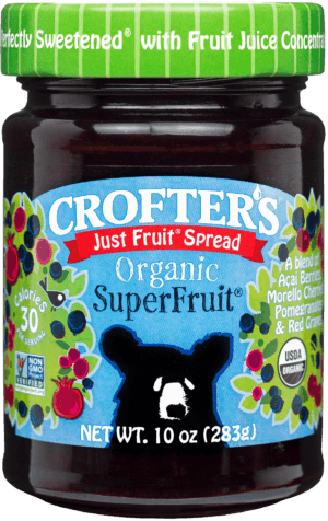 Crofter's Just Fruit Superfruit Spread 10oz