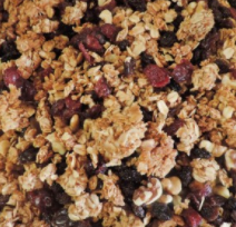 Cranberry Walnut Granola (16 oz)