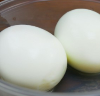 Hard Boiled Egg (2 Pack)