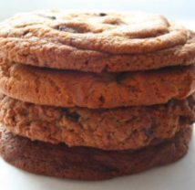 Chocolate Chunk Cookies (4 Pack)