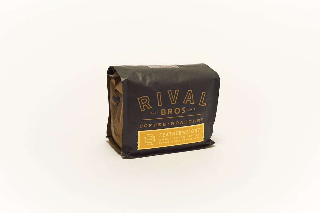 Rival Brothers Featherweight Coffee (12 oz)