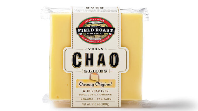 Field Roast Chao Cheese 7oz