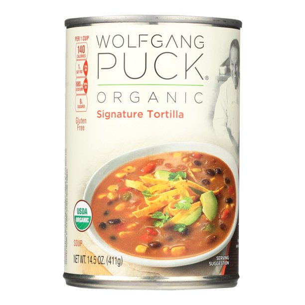 Wolfgang Puck Tortilla Soup 14oz