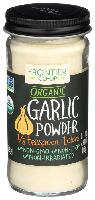 Frontier Garlic Powder 2.33oz