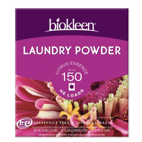 BioKleen Laundry Powder 10lb