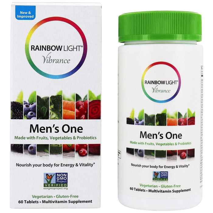 Rainbow Light Men's One Multivitamin 60ct