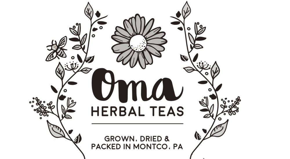 Oma Herbal Tinctures Passionflower and Skullcap