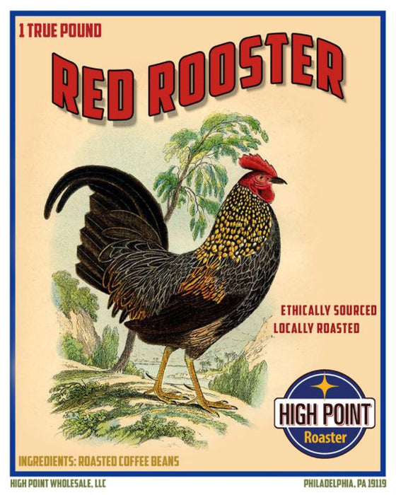 Red Rooster Coffee (1 lb)