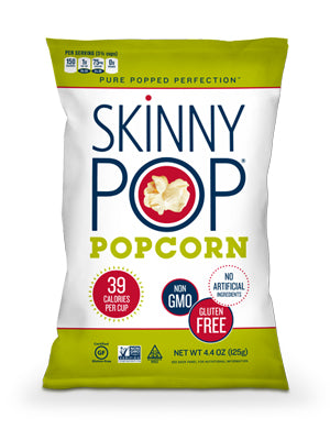 Skinny Pop Natural Popcorn 4.4oz