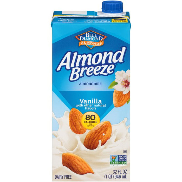 Almond Breeze Vanilla Almond Milk 32oz
