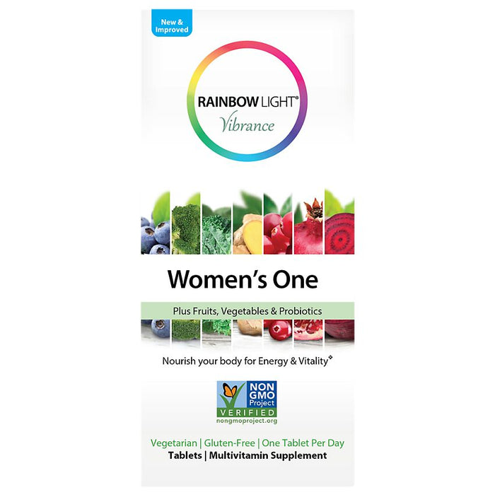 Rainbow Light Women's One Multivitamin 60ct