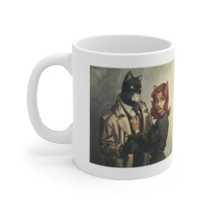 MUG EN CÉRAMIQUE  BLACKSAD COUPLE