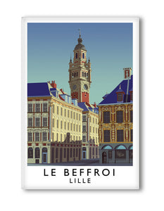MAGNET BEFFROI LILLE