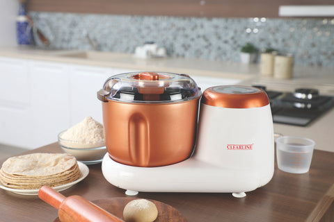 Dough Maker/Atta Kneader with Fermentation Feature (DM-02)