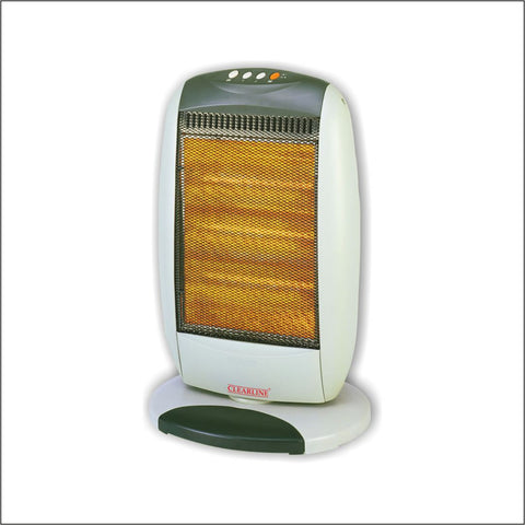 Oscillating Halogen Heater YQ 12H