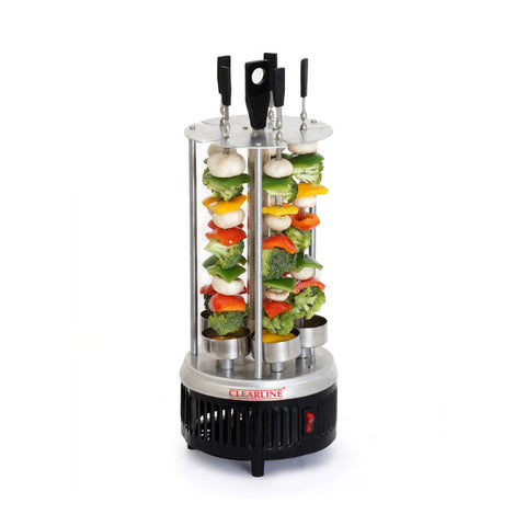 Electric Grill - Vertical Rotisserie Grill - Grill Machine - Tandoor Grill
