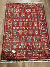 Load image into Gallery viewer, Afghan Khorjin - 3x5