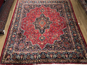 "Persian Meshad - Square 11'6"" x 9'6"""