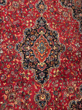 "Load image into Gallery viewer, Persian Meshad - Square 11'6"" x 9'6"""
