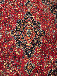 Persian Meshad - Square 10' x 11'