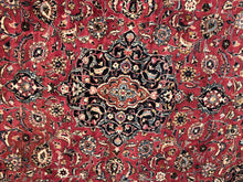 "Load image into Gallery viewer, Persian Meshad - Square 9'7"" x 11'"