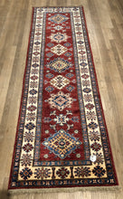 Load image into Gallery viewer, Afghan Super Kazak - 2.5x7/8/9