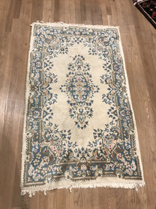 Antique Persian Kerman - 3x5