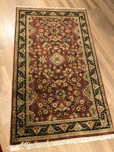 Indian Tabriz - 3x5