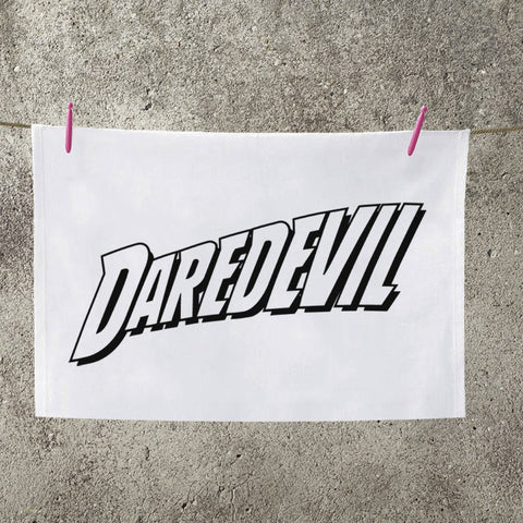 Daredevil Logo Tea Towel - BAY 57