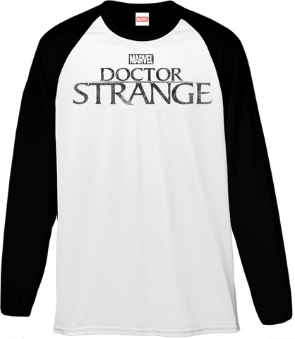 Marvel Dr Strange Men's Baseball T-Shirt - BAY 57  - 1