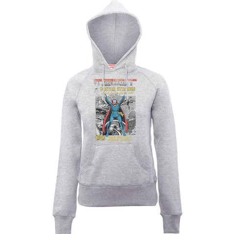 Marvel Dr Strange Comic Women's Hoodie - BAY 57  - 1