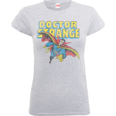 Marvel Dr Strange Flying Women's T-Shirt - BAY 57