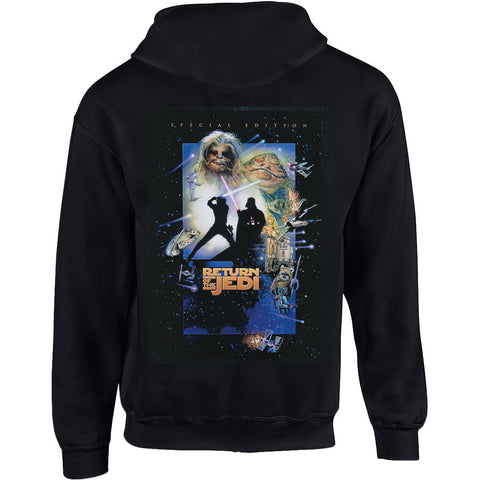 Star Wars Poster Episode VI Hoodie - BAY 57  - 1
