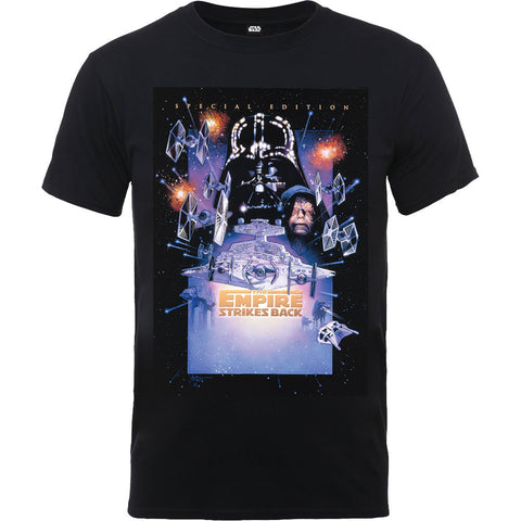 Star Wars Poster Episode V T-Shirt - BAY 57