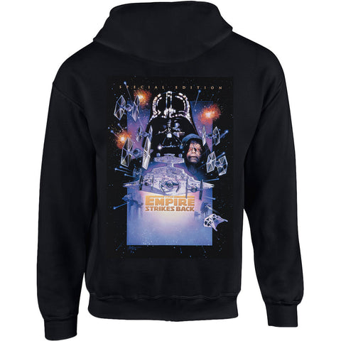 Star Wars Poster Episode V Hoodie - BAY 57  - 1