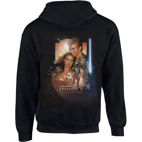 Star Wars Poster Episode II Sweatshirt - BAY 57  - 1