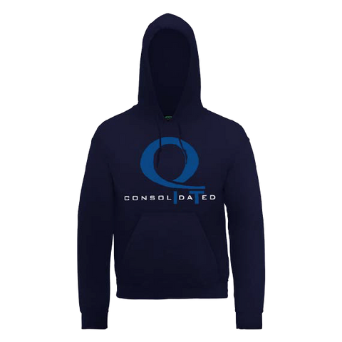 Arrow - Queen Consolidated Logo Hoodie - BAY 57