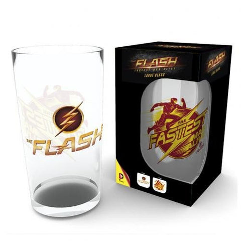 Marvel Flash Glass Tumbler - BAY 57