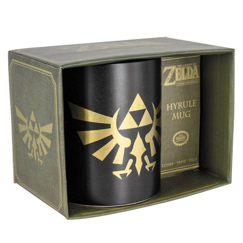 Legend Of Zelda Hyrule Mug - BAY 57