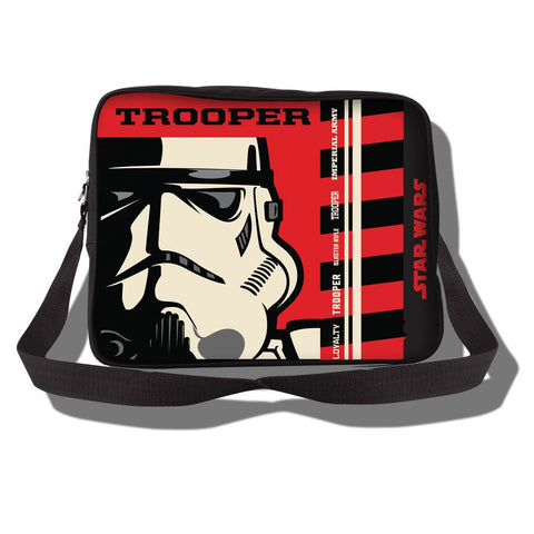 Star Wars Stormtrooper Messenger Bag - BAY 57