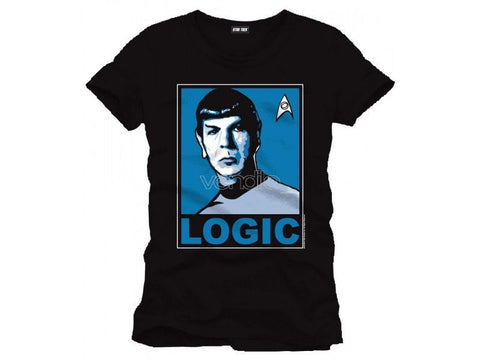 Star Trek Logic T-shirt - BAY 57