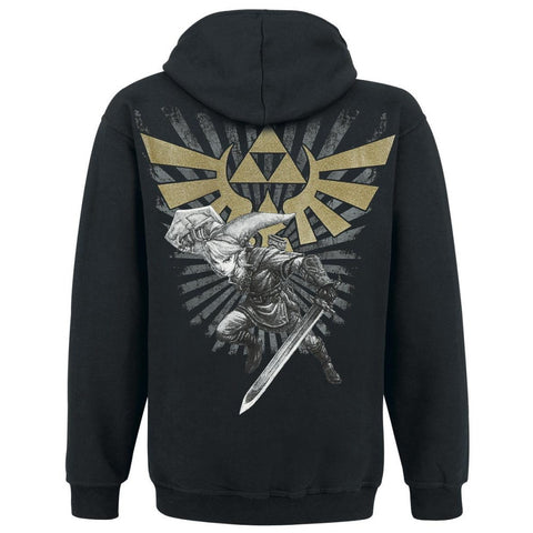 The Legend Of Zelda Official Hoodie - BAY 57