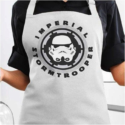 Star Wars Apron - BAY 57